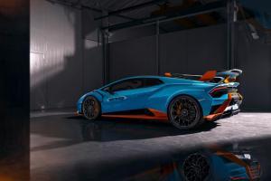 Lamborghini Huracán STO-5