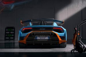 Lamborghini Huracán STO-7