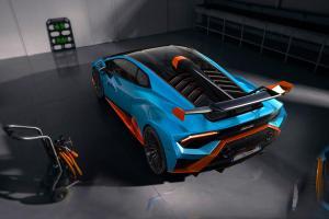 Lamborghini Huracán STO-8