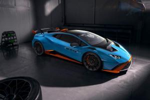 Lamborghini Huracán STO-9