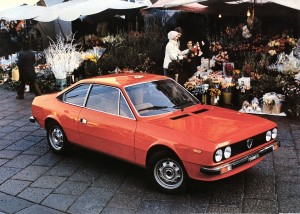 Lancia Beta Coupé 1300