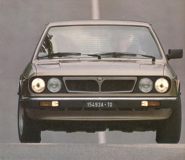 Lancia Beta Hp Executive (50 Images) - HD Car Wallpaper