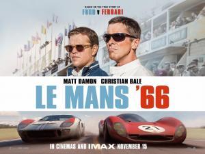 Le Mans '66 comes to Regent Street 1
