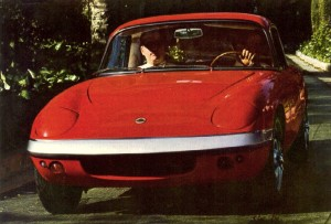 Lotus Elan Coupé S2 Type 36
