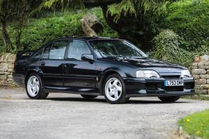 1993 Vauxhall Lotus Carlton-1
