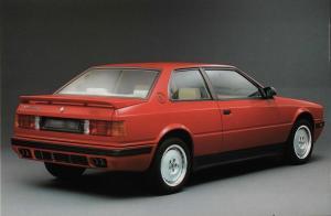 Maserati 222 SR Biturbo