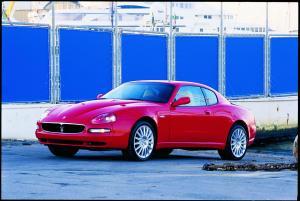 Maserati 4200 Coupé V8