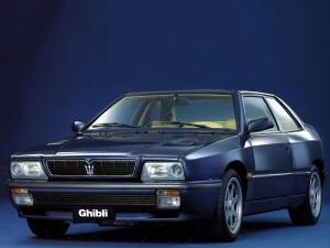 Maserati Ghibli II 2L0