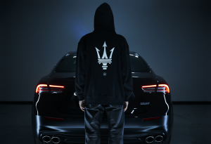 01 Maserati Meets Fragment Capsule Collection