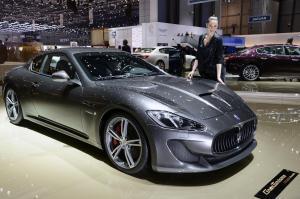 Maserati GranTurismo FL MC Stradale