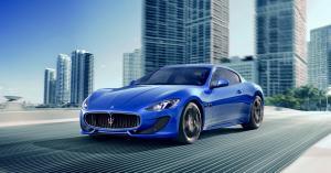Maserati GranTurismo FL Sport