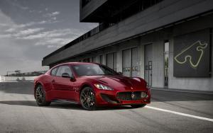 Maserati GranTurismo FL Sport Edition