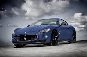 Maserati GranTurismo S Limited Edition 150th Anniversary