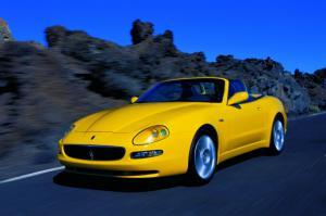 Maserati Spyder 4200 V8
