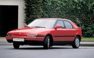 Mazda 323 F, 1989