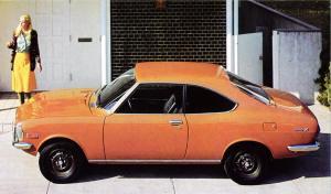 Mazda 616 CoupÇ, 1977