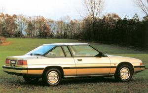 Mazda 929 CoupÇ, 1982