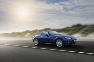 Mazda MX-5, 3rd Gen, Roadster Coupe, 2006 2