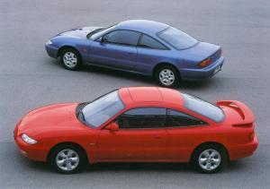 Mazda MX-6, 1991 1