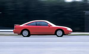 Mazda MX-6, 1991 2