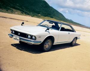 Mazda R130 Luce Rotary CoupÇ, 1969 1