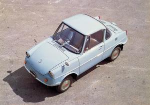 Mazda R360 CoupÇ, 1960