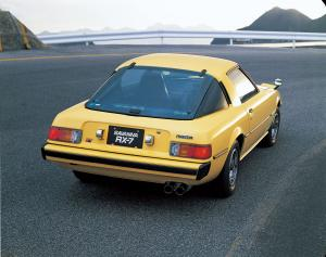 Mazda RX-7, 1st Gen,1978
