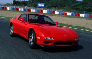Mazda RX-7, 3rd Gen,1992
