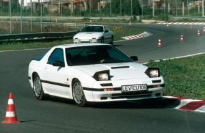 Mazda RX-7 Turbo, 2nd Gen, 1986