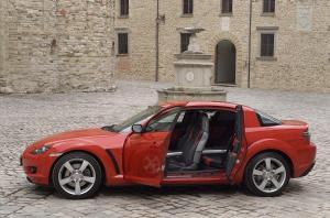 Mazda RX-8, 2003 1