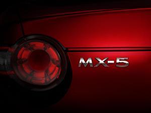 2019 MX-5 IPM3 Common STD18 Ext Badge MX-5