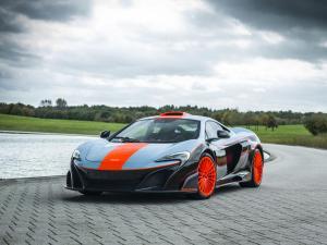 McLaren 675 LT SO Gulf