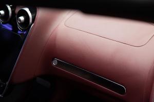 McLaren GT dashboard