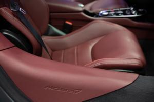 McLaren GT interior seat