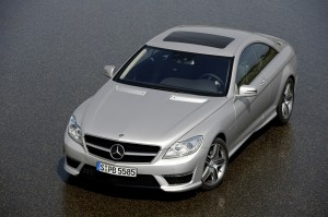 Mercedes-Benz CL63 AMG 5L5 Biturbo W216