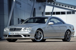 Mercedes-Benz CL65 AMG W215