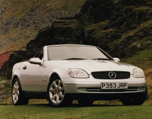 Mercedes-Benz SLK 230 Kompressor R170