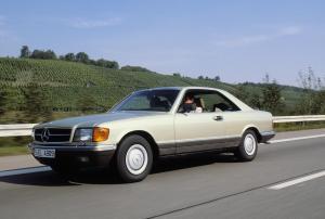 Mercedes-Benz 380 SEC W126