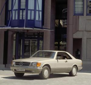 Mercedes-Benz 560 SEC W126