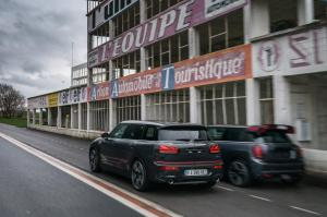 MINI John Cooper Works Clubman ALL4 GP Inspired-4