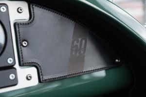 Morgan 3Wheeler groen-6697