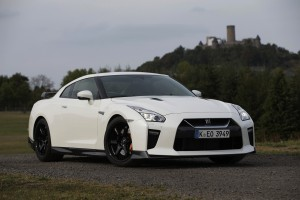Nissan GT-R Track Edition 2016