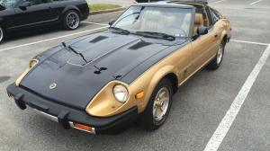 1980 Datsun 280ZX 10th Anniversary Edition 1