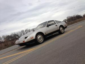 1984 Nissan 300ZX Turbo 50th Anniversary Edition 1