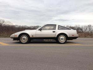 1984 Nissan 300ZX Turbo 50th Anniversary Edition 2