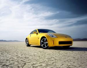 2005 Nissan 350Z 35th Anniversary Edition 1