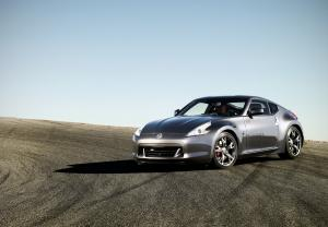 2010 Nissan 370Z 40th Anniversary Edition 1