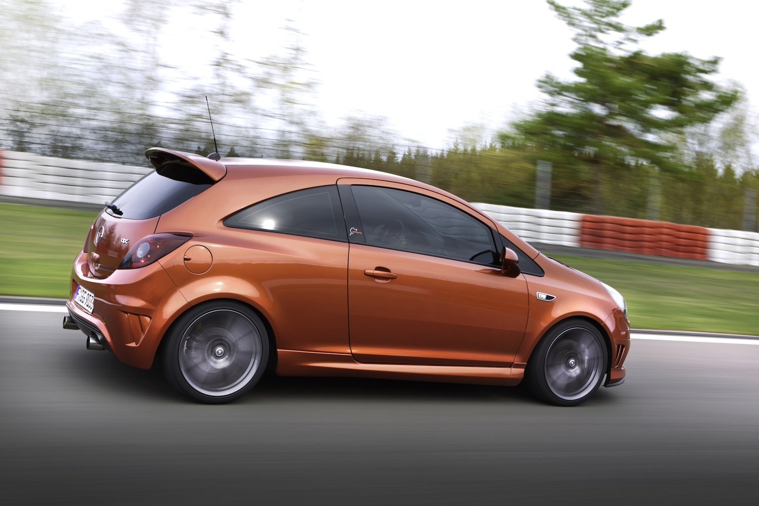 Opel Corsa Opc N 252 Rburgring Edition