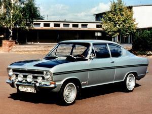 Opel Kadett Rallye 1100 SR