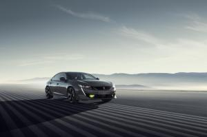 Peugeot 508 Peugeot Sport Engineered PSE